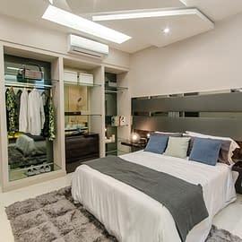 Type C1: Bedroom