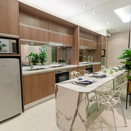 Type C1: Dining & Kitchen