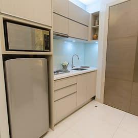 Type A: Entrance & Kitchen