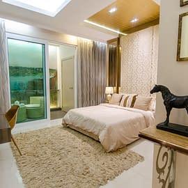 Type C2: Bedroom